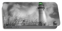 Fort Gratiot Lighthouse Portable Battery Charger