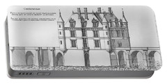 France: Chenonceau Portable Battery Charger