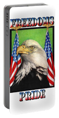 Freedoms Pride Portable Battery Charger