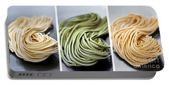 Fresh Tagliolini Pasta Portable Battery Charger