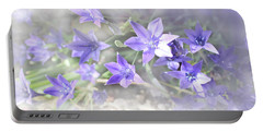 Portable Battery Charger featuring the photograph From My Garden by Kume Bryant