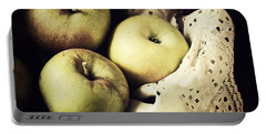 Fuji Apples Portable Battery Charger