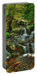 Gentle Falls Portable Battery Charger by Dan Stone