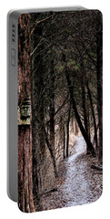 Gently Into The Forest My Friend Portable Battery Charger