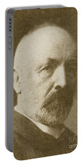 Georg Cantor, German Mathematician Portable Battery Charger