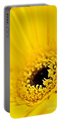 Gerbera Flower Portable Battery Charger
