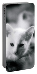 Ghost Kitties Portable Battery Charger