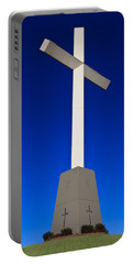 Giant Cross Portable Battery Charger by Doug Long