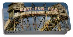 Giant Fun Fair Portable Battery Charger