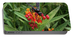 Giant Wasp Portable Battery Charger
