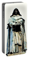 Giordano Bruno Monument Portable Battery Charger