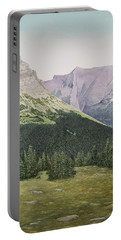 Glacier National Park Montana Portable Battery Charger