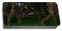Gnarled Trees Portable Battery Charger