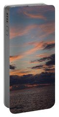 God's Evening Painting Portable Battery Charger