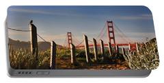 Golden Gate Bridge - 2 Portable Battery Charger
