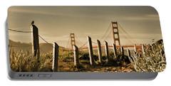 Golden Gate Bridge - 3 Portable Battery Charger