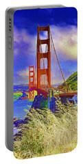 Golden Gate Bridge - 6 Portable Battery Charger