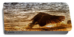 Goose Attack Portable Battery Charger