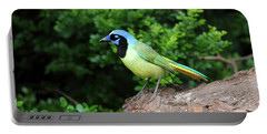 Green Jay Portable Battery Charger