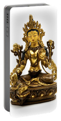 Green Tara Portable Battery Charger
