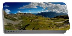 Grossglockner High Alpine Road Portable Battery Charger