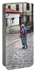 Guatemalan Lady 1 Portable Battery Charger