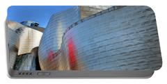 Guggenheim Museum Bilbao - 3 Portable Battery Charger
