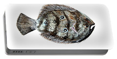 Gulf Flounder Portable Battery Charger