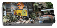 Hackberry Signs   Arizona Route 66 Portable Battery Charger
