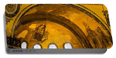 Hagia Sophia Architectural Details Portable Battery Charger