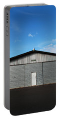 Portable Battery Charger featuring the photograph Hangar 2 by Kathleen Grace