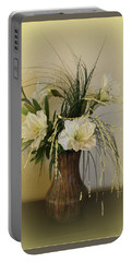 Portable Battery Charger featuring the photograph Happiness by Sherri  Of Palm Springs