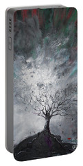 Haunted Tree Portable Battery Charger