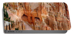 Portable Battery Charger featuring the photograph Hideaway  by Vicki Pelham