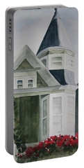 House In San Francisco Portable Battery Charger