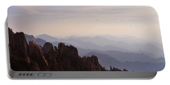 Huangshan Sunset Portable Battery Charger