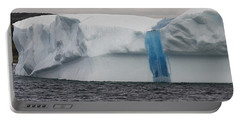 Iceberg Portable Battery Charger by Eunice Gibb