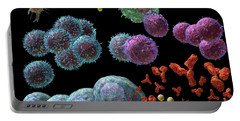 Immune Response Antibody 2 Portable Battery Charger