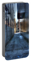 In The Alley Portable Battery Charger by Dan Stone