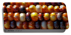 Portable Battery Charger featuring the photograph Indian Corn by Barbara McMahon