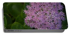 Portable Battery Charger featuring the photograph Inner White by Joseph Yarbrough