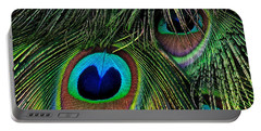 Iridescent Eyes Portable Battery Charger