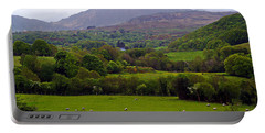 Irish Countryside II Portable Battery Charger