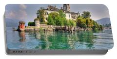 Island San Giulio Portable Battery Charger