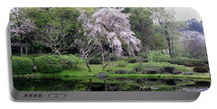 Japan's Imperial Garden Portable Battery Charger