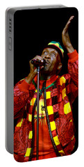 Jimmy Cliff Portable Battery Charger