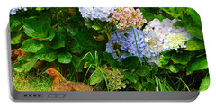Portable Battery Charger featuring the photograph Kauai Wildlife by Lynn Bauer