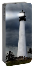 Key Biscayne Lighthouse Portable Battery Charger