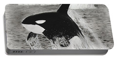Killer Whale Portable Battery Charger