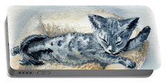 Kitten Portable Battery Charger